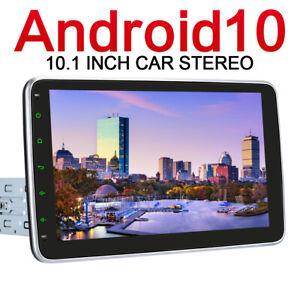 "Pumpkin 1 DIN 10.1"" Android 10.0 Autoradio GPS Navi BT DAB+ USB WiFi Touchscreen"