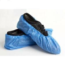 100/200 x Waterproof Anti Slip Boot Cover Disposable Shoe Covers Overshoes lot