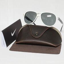 New Mens Nike Sunglasses VINTAGE 81 EV0633 147 101 White/Blue