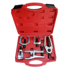 5-PC Front & Service Tool Set Separate Pitman Arm Tie Rod & Puller Ball Joint