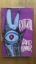 David Pinner – Ritual (1st/1st UK New Authors 1967 hb with dw) The Wicker Man