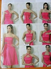 Sewing Pattern Butterick 5492 Misses Variation Tops & Skirt Size 8-14 Uncut