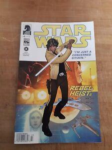 Star Wars Rebel Heist #4 Adam Hughes Dark Horse Comics