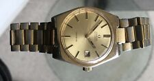 Genuine Omega Geneve Automatic Cal. 1481 Men's Gents Swiss Watch Gold Plated