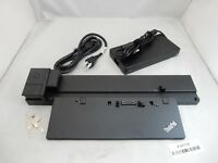 Lenovo ThinkPad Workstation Docking - US Part number: 40A50230US 230W