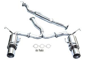 Subaru WRX & STI (2008-2014) Sedan Performance Exhaust System