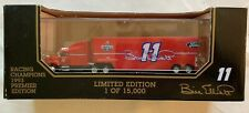 Bill Elliot #11 Racing Champions 1993 Premier Edition AMOCO Transporter
