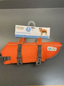 Dog Life Jacket, Outward Hound Granby Splash Medium 30-55lbs; 21-27in. Girth NEW