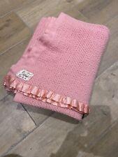 Vintage Guaranteed All Wool Blanket