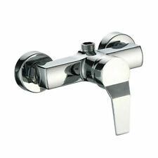 Grifo de Pared Mezclador Grifo de Bañera Baño Tina Válvula fría y caliente Grifo