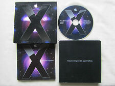 Apple Mac OSX 10.5 Leopard Install DVD FAMILY PACK 5 USER Operating System