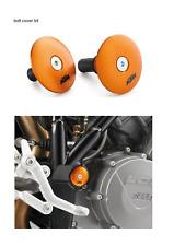 OEM KTM REAR AXEL COVER 2003-2011 950 990 SUPERMOTO ADVENTURE 61004037050