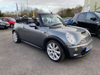 Mini Cooper-S 1.6 Convertible 2008/58 105K Part Exchange To Clear. 12mths MOT