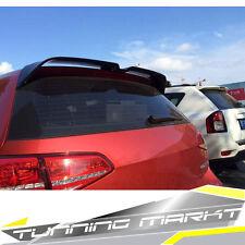 Carbon Fiber Heckspoiler Heck Dach Spoiler VW Golf 7 VII TSI TDI vw180