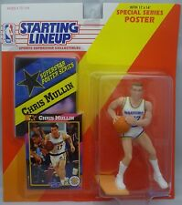 1992  CHRIS MULLIN - Starting Lineup - Figurine - SLU - Golden State Warriors