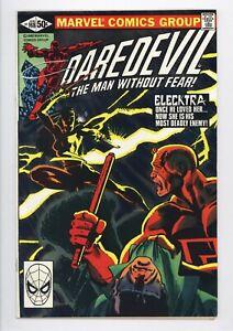 Daredevil #168 Vol 1 Near Perfect High Grade 1st Appearance of Elektra
