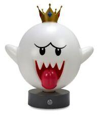 Super Mario Bros King Teresa Sensor Light Taito Ghost Boo Figure Nintendo F/S