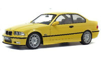 Solido 1:18 1994 BMW M3 E36 Coupe in Dakar Yellow PRE-ORDER ONLY MIB