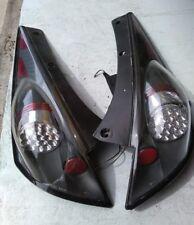 Spyder Auto 5006714 LED Tail Lights - Black For Nissan 350Z 03-05