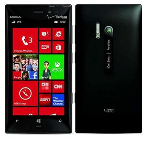 Unlocked Original Nokia Lumia 928 Windows Phone 4.5'' Dual Core 32GB 8.7MP 4G
