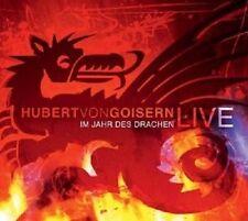 HUBERT VON GOISERN - IM JAHR DES DRACHEN/HUBERT VON GOISERN LIVE 2 CD NEU