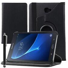 Etui Housse NOIR Rotatif 360° Rotation Samsung Galaxy Tab A 10.1 (2016) T580