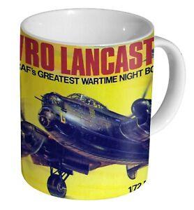 Airfix Avero Lancaster B I Night Bomber - Coffee Mug / Tea Cup