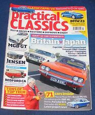PRACTICAL CLASSICS MARCH 2014 - BRITAIN V JAPAN