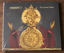 Tiamat - The Scarred People cd digipak