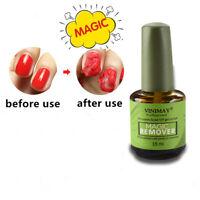 15ML Nail Gel/Polish Remover Magic Burst Gel Acrylic Soak Off Clean Degreaser
