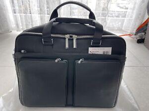 Porsche Design SHYRT Leather Brief bag LHZ Herren Leder Aktentasche
