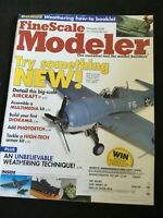 FINE SCALE MODELER Magazine - November 2008 (See Table of Contents)