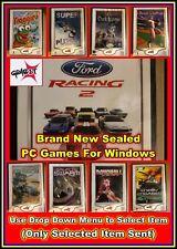 Nimm es spielen: PC Spiel Windows OS-brandneues Spiel Ford Racing + mehr