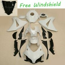 Unpainted ABS Injection Fairing Bodywork Kit For Honda CBR 1000RR 2008-2011 2010