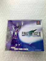 """Final Fantasy VII Ultimate Hits Ver """"Good Condition"""" Sony PS1 Playstation Japan"""