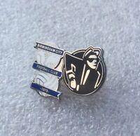 Birmingham City Supporter Enamel Badge - Very Rare - SKA Man Design - Look!