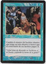 DISTRAER FOIL Odisea Magic DIVERT Odyssey Español MTG x1