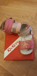 Sandale Kickers T.21
