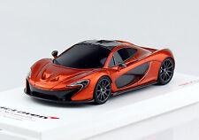 McLaren P1 2012 bronze True Scale Miniature 1:43 Modellauto