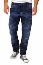2 Dsquared distressed Herren-Jeans