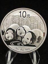 2013 1 oz Chinese Silver Panda BU Investment Grade .999 Bullion Coin