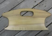 Wooden Home Made Hand Trolling Board