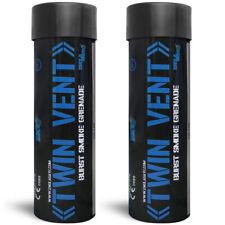 Enola Gaye Burst Style 2 Pack Blue Smoke Grenade Airsoft Paintball Photography