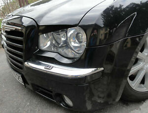 Chrysler 300C Scheinwerferblenden böser blick Xtreme look Cover headlights SRT