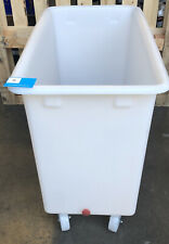 More details for fish and chip shop chip barrel on wheels ( price includes vat) 45 gallon
