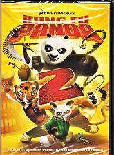 KUNG FU PANDA 2 de Jennifer Yuh. Tarifa plana en envío dvd España, 5 €