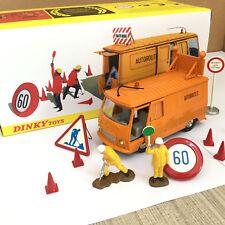 1:43 Atlas Dinky Toys 570 A Fourgon Peugeot Dépannage Autoroutes