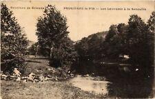 CPA  Environs de Brioude - Frugiéres le Pin - Les Laveuses á la Senouine(517691)