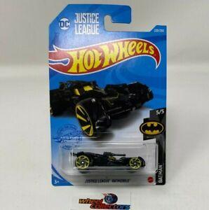 Justice League #220 * Treasure Hunt * 2021 Hot Wheels Case N * G31