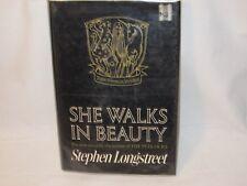 1st Edition Hardcover. Stephen Longstreet: She Walks in Beauty: Arbor House